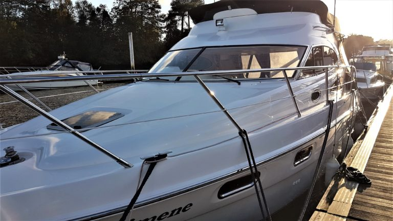 boat yacht valeting cleaning Andre Services 2
