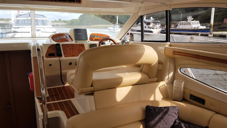 interior boat yacht cleaning valeting Andre Services