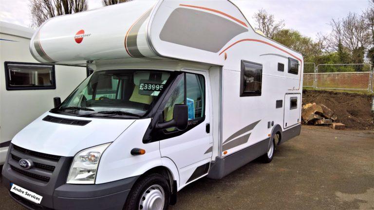 motorhome caravan cleaning valeting Andre Services 2