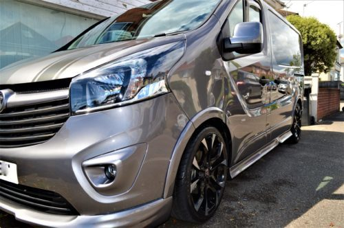 van valeting cleaning Andre Services