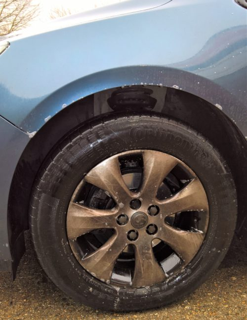 wheel car valeting Andre Services 1