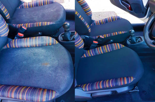 car seats cleaning Andre Services